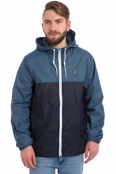 Volcom Ermont II Jacket (grey blue)