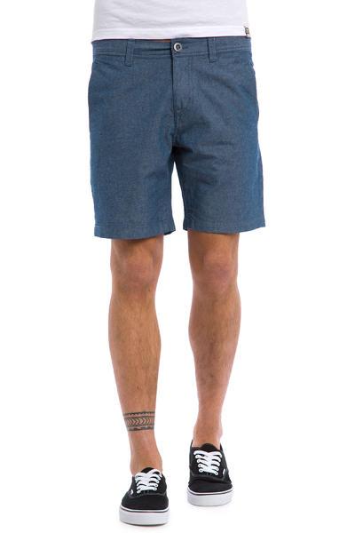 Volcom Frickin Slim Mix Shorts (grey blue)