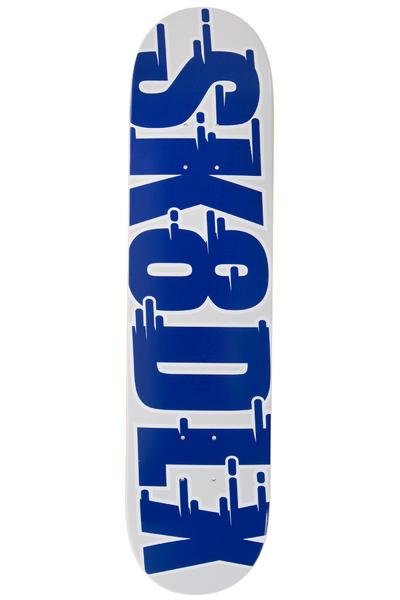 "SK8DLX Swift Series 7.5"" Deck (blue)"