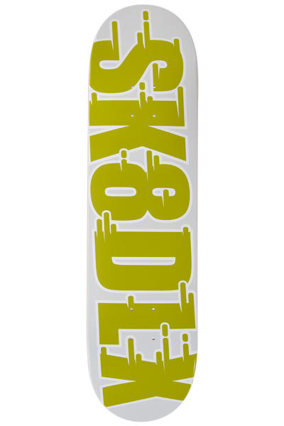 "SK8DLX Swift Series 8.125"" Deck (green)"