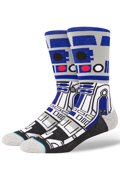 Stance x Star Wars Artoo Socks US 6-12 (blue)