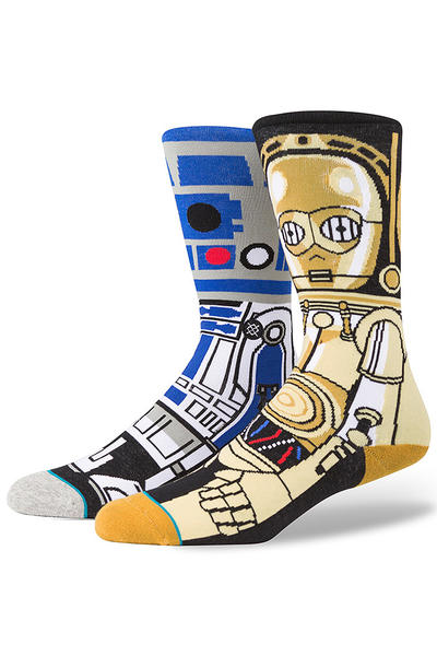 Stance x Star Wars Droid Socken US 6-12 (blue)