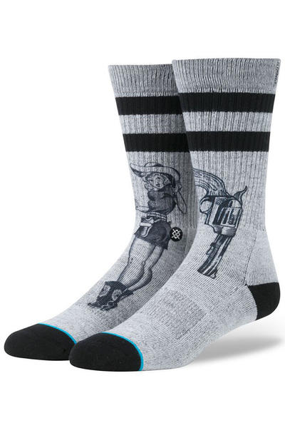 Stance Bushleague Socken US 6-12 (grey)