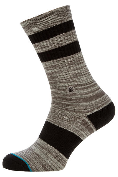 Stance Smudge Calcetines US 6-12 (grey)