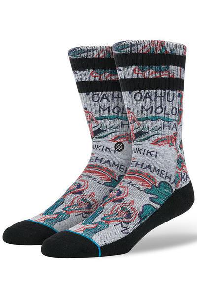 Stance Lei-Lei Socken US 6-12 (grey)