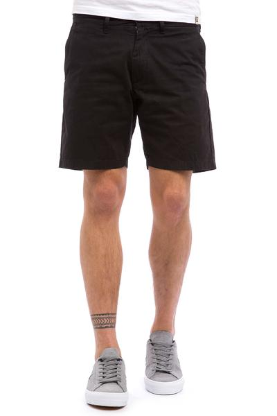 Carhartt WIP Johnson Short Midvale Shorts (black garment dyed)