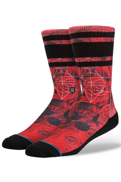 Stance Chris Cole Prowler Socks US 6-12 (red)
