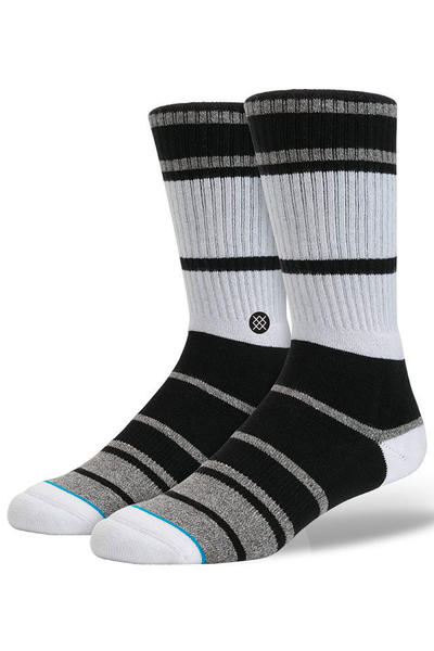 Stance Lowell 2 Socks US 6-12 (black)