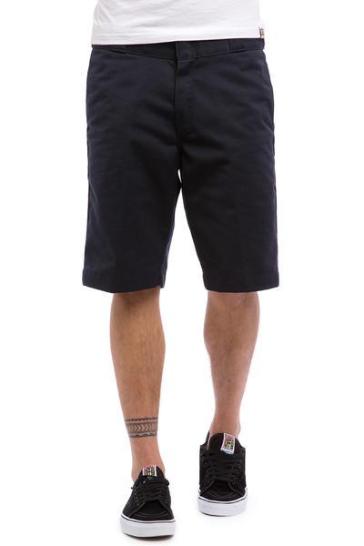 Carhartt WIP Master II Shorts (dark navy rinsed)