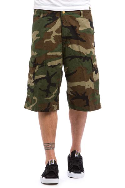 Carhartt WIP Cargo Columbia Shorts (green rinsed)