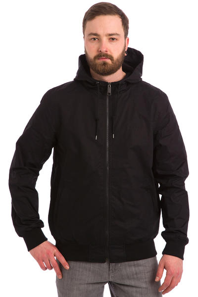 Carhartt WIP Marsh Jacke (black safari)