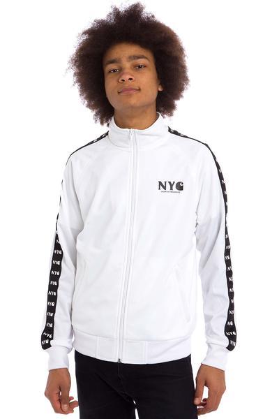 Carhartt WIP NYC Track Jacke (white)