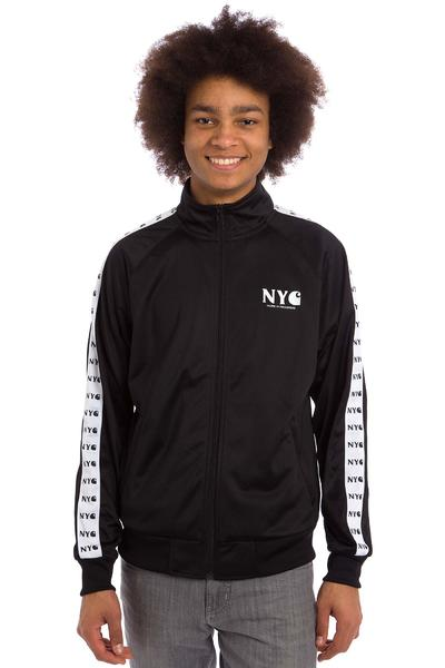 Carhartt WIP NYC Track Jacket (black)