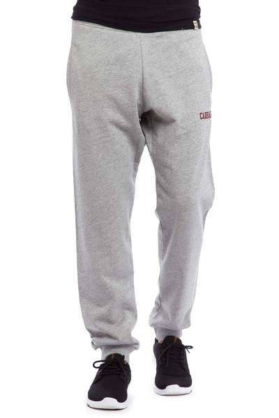 Carhartt WIP College Hose (grey heather cordovan)