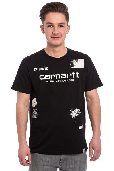 Carhartt WIP Escape T-Shirt (black white)