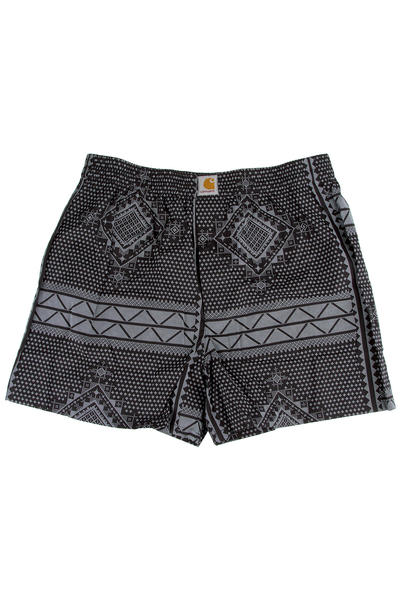 Carhartt WIP Print Boxer Boxershorts (assyut print black white)