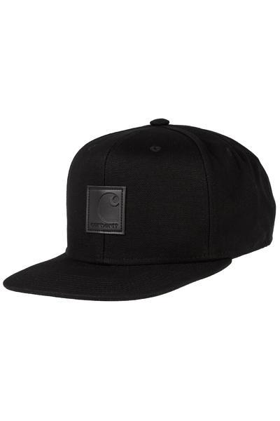 Carhartt WIP Logo Starter Snapback Cap (black)