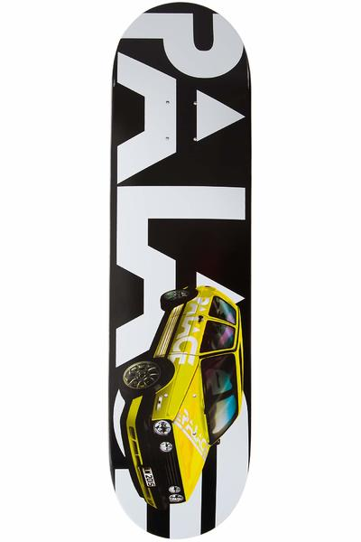 "PALACE SKATEBOARDS GTI 8.375"" Deck (yellow)"