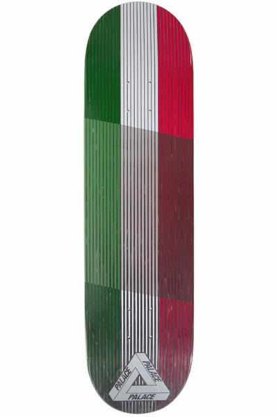 "PALACE SKATEBOARDS Italia New Linear 8.375"" Deck"
