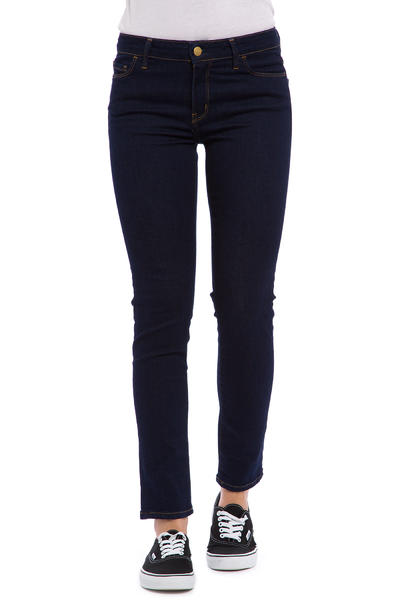 Carhartt WIP W' Anny Ankle Pant Capitola Jeans women (blue rinsed)