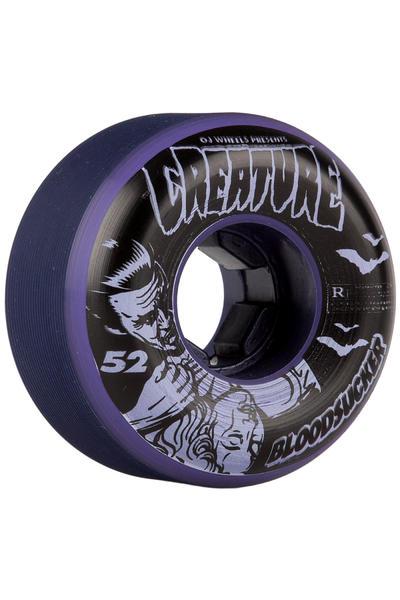 OJ Wheels Bloodsucker Fives 52mm Wheel (purple) 4 Pack