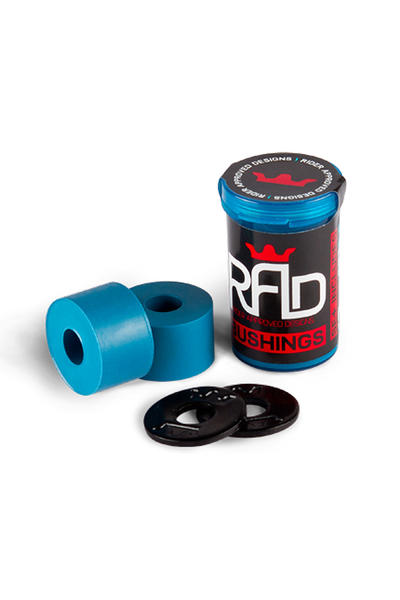 R.A.D. Double Barrel 92A Bushings (blue) 2 Pack