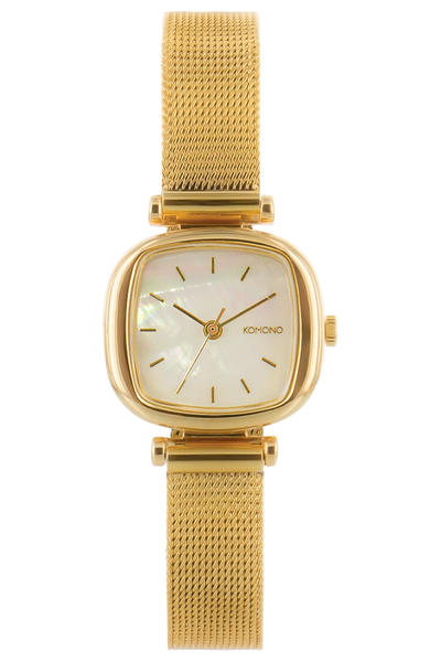 Komono Moneypenny Royale Montre women (gold white)