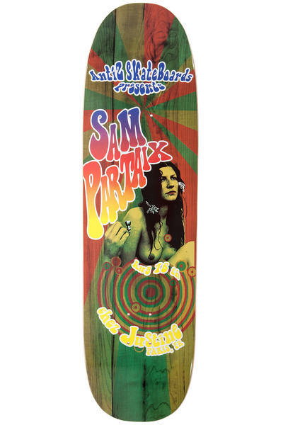 "Antiz Skateboards Partaix GIG 8.75"" Deck (multi)"
