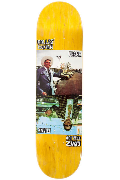 "Frank Sales Agents 8.25"" Deck (multi)"