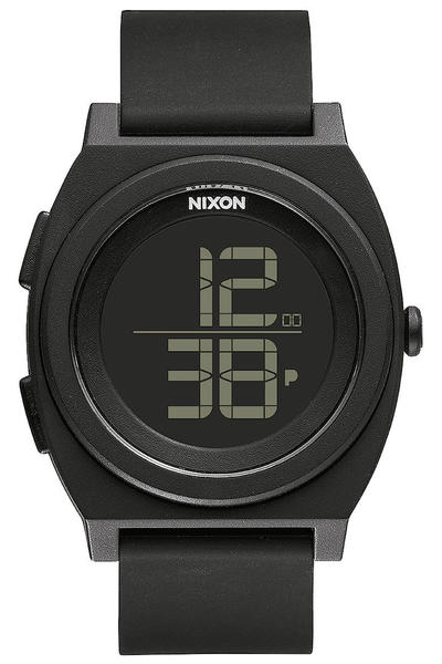 Nixon The Time Teller Digi Uhr (all black)