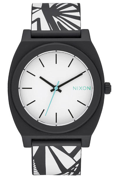 Nixon The Time Teller P Uhr (black bleach)