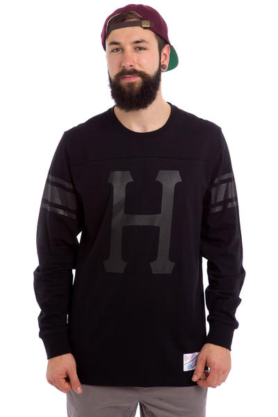 HUF Home Field Longsleeve (black)