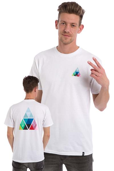 HUF Triangle Prism T-Shirt (white)