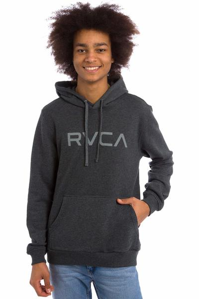 RVCA Big RVCA Hoodie (charcoal heather)