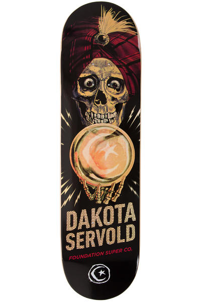 "Foundation Servold Horror 8.375"" Deck (multi)"