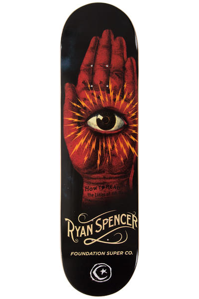 "Foundation Spencer Horror 8.25"" Deck (multi)"