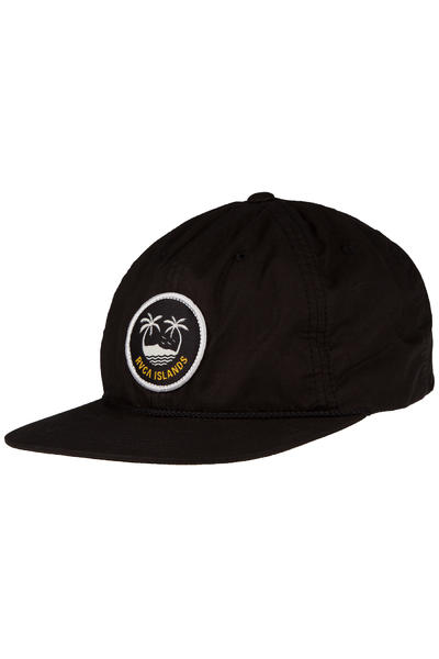 RVCA RV Islands 6 Panel Cap (black)