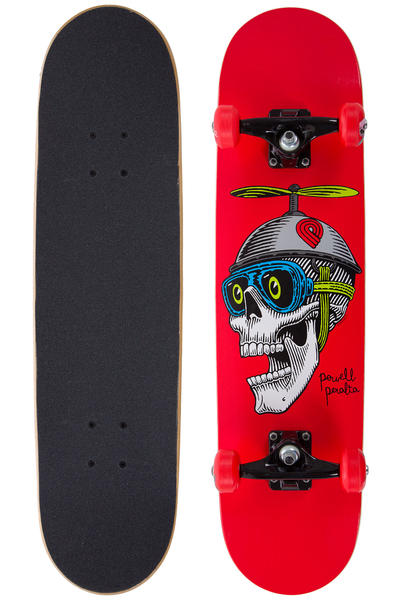 "Powell-Peralta Prop Head 7.75"" Komplettboard (red)"