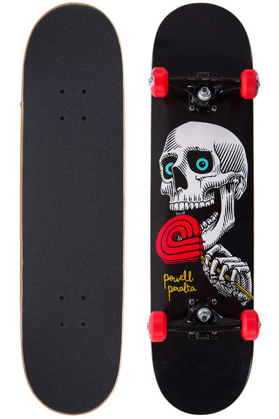 "Powell-Peralta Lolly P 7.875"" Komplettboard (black)"