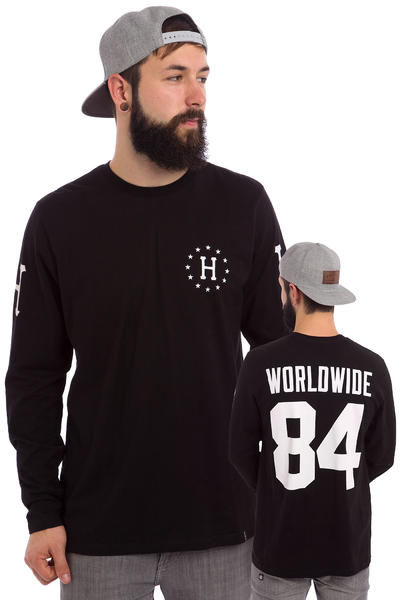 HUF Audible Longsleeve (black)