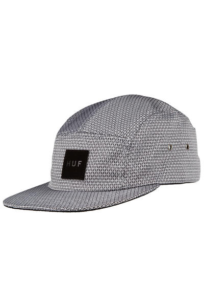 HUF Regal Volley 5 Panel Cap (black)