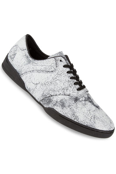 HUF Dylan Leather Shoe (cracked white)