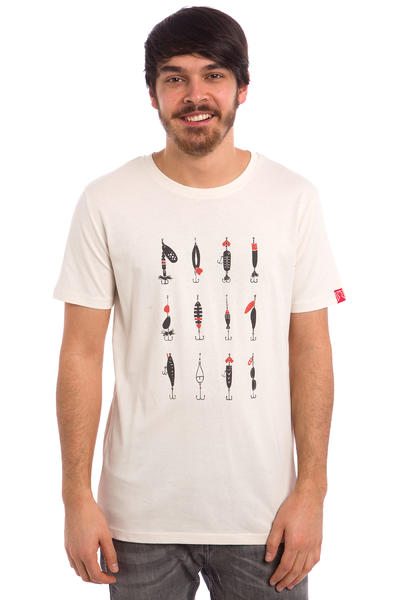 Private Lots Of Lures T-Shirt (off white)