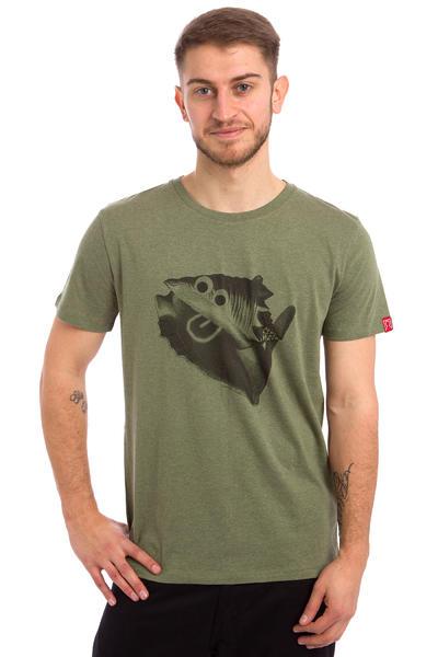 Private Shelly T-Shirt (heather kaki)
