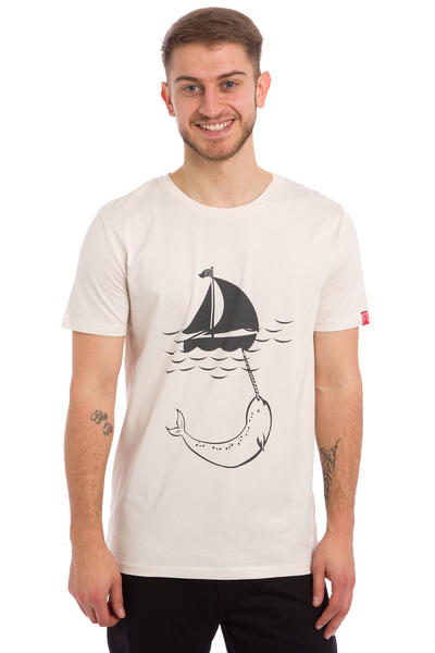 Private Smooth Sailing T-Shirt (off white)