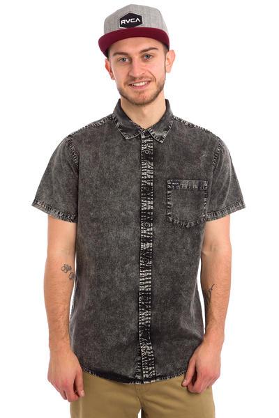 RVCA Greyson Hemd (black)