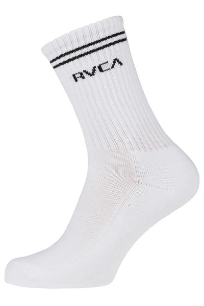 RVCA Union Socks (white)