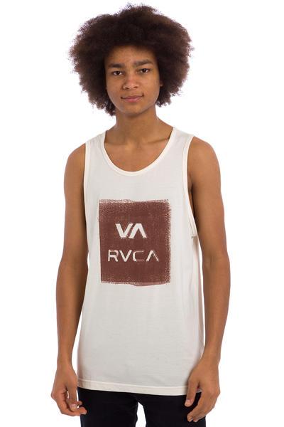 RVCA Overlap Copy Camiseta de tirantes (almond heather)