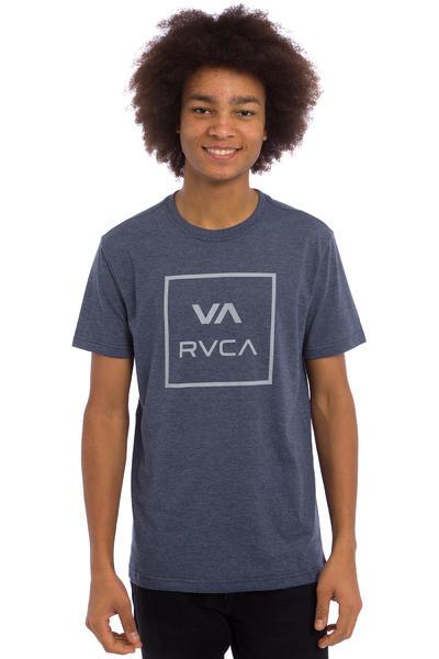 RVCA VA All The Way T-Shirt (midnight heather)