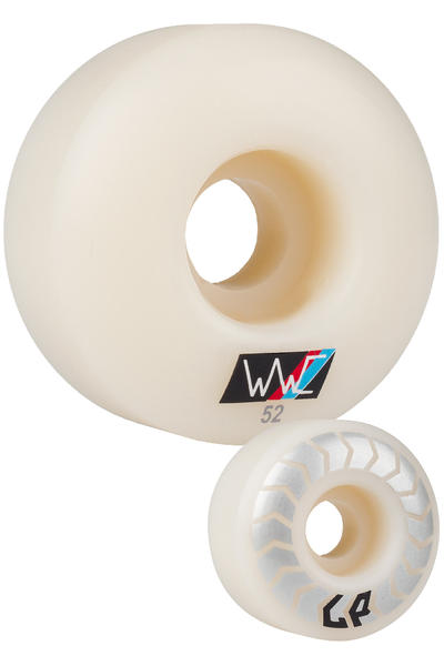 Wayward Puig Chevrons Wide 52mm Rollen 4er Pack